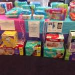 Bethel AME Church during their Diapers for Babies diaper drive.